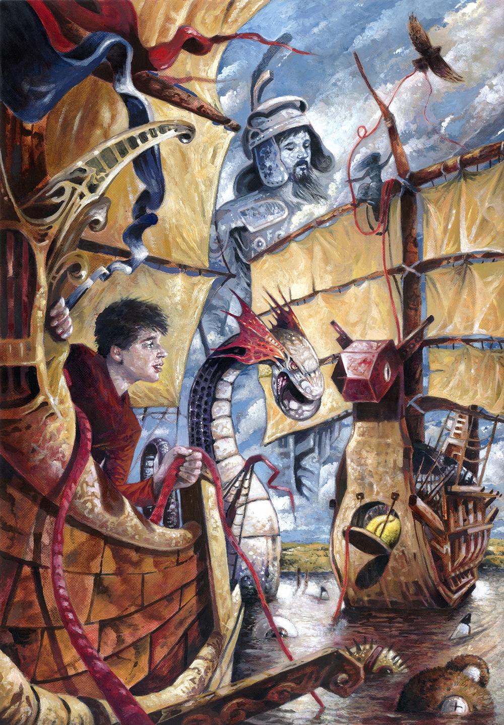 Ur: Den röda tråden, med Mårten Melin