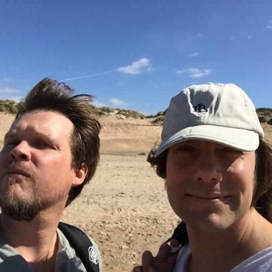 Mattias Olsson och Peter Ekberg